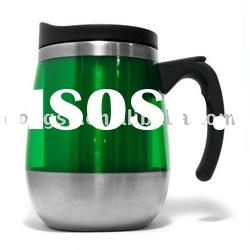16oz Double Wall Mug/Stainless Steel Mug/Promotional Gifts/Food Grade Thermal Mug/Beer Mug