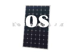 190W monocrystalline solar module solar panel for home use