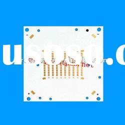 1.6mm Single side Cu base immersion gold pcb board
