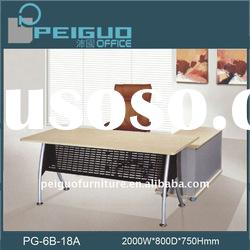 2011#Newest High Quality modern design furniture computer table(PG-6B-18A)