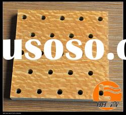 2011 Wooden Perforated Acoustic Panel