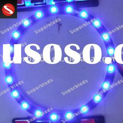 2011 hot sell led car blue angel eyes lamp for all cars