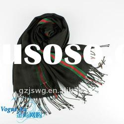 2011 latest fashion design cotton classic scarf Scarf /long printed scarf/ brand Shawl Pashmina