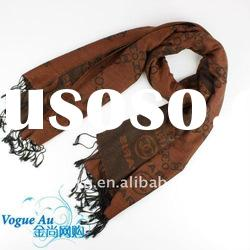 2011 new fashion design cotton head scarf Scarf /long printed scarf/ brand Shawl Pashmina