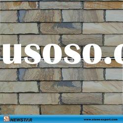 2012 Hot multi-color slate roof tiles