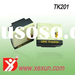 2012 New product GPS tracking device TK201/TK201-2 small size