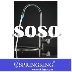 2012 contemporary Brass Single Handle Kitchen Water Faucet