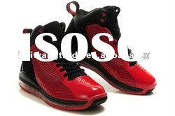2012 hot selling men basketball shoes in low price