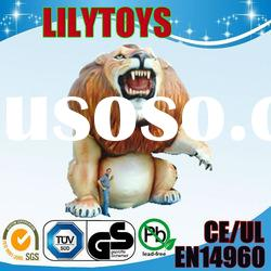2012 inflatable animal cartoon with lion style