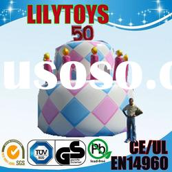 2012 inflatable fixed cartoon /custom style model/cake model