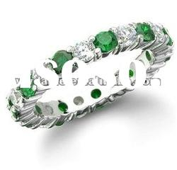 2012 new design silver plated with zircon set elegant ring