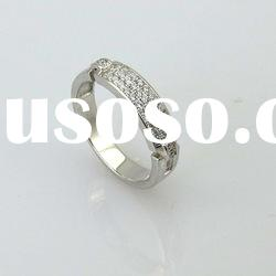 2012 unique design sterling silver ring settings