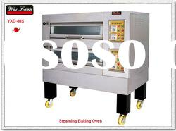 2012 year New 2-Deck electric Steaming baking oven