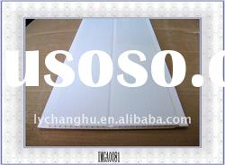 20/25/30cm wooden color laminated Pvc Ceiling Panel in China