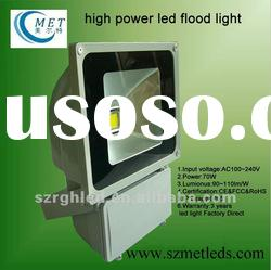 240V ac 70W high quality led flood light