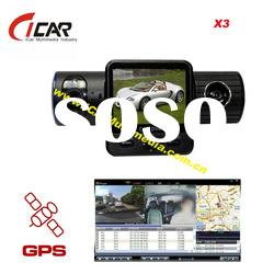 2ch Car Video Recorder Gps