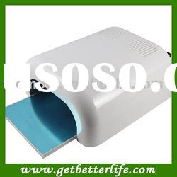 36W Gel Acrylic Curing UV Lamp nail UV lamp (take in and out) with CE 220V