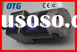 40W dc motor with reduction gearbox shanghai