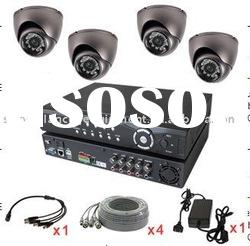 4CH Surveillance CCTV security systems