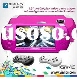 4.3 inch game player mp4 video Game player
