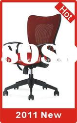 5371 Red staff office chair