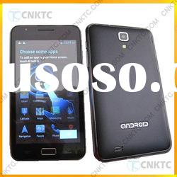 "5 inch cell phone with 5.0"" capacitive screen gps wifi bluetooth dual sims android 4.0"