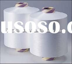 75D DTY polyester raw white yarn