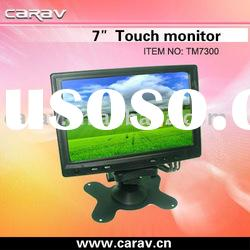 """7"""" Car Touch Screen Monitor with VGA Input"""