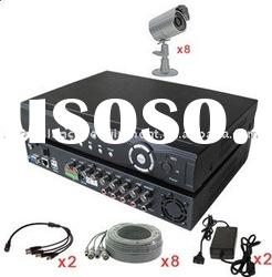 8CH Surveillance CCTV security systems
