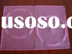 9mm pink double dvd case