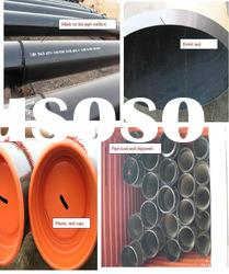 API 5L PSL1 seamless carbon steel pipe