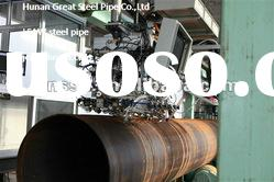 API 5L PSL2 X65 LSAW Steel pipe for water delivery
