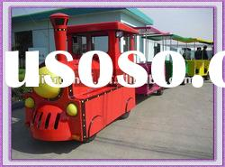Amusement Rides Trackless Train For Children Electric Train For Sale