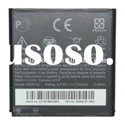BG86100 extended mobile phone battery fit for HTC G18 Sensation XE,accept paypal