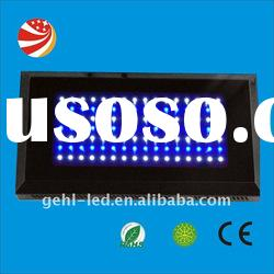 BLUE LED Aquarium Light Fish Tank Lampion with conrol button