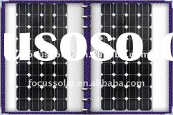Bankable 6w mono-crystalline solar panel with TUV UL CEC