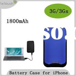 Battery Case for iPhone 3G 3GS (WWI certificate is optional)