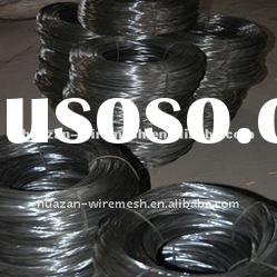 Binding annealed black iron wire( own factory,high quality)