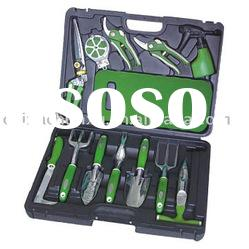 Blown-Molded Case Packed Garden Tool Set