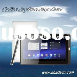 "BoxChip A10 Cortex A8 1.5GHZ Android 10"" Tablet PC Support 3G USB Dongle"