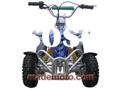 CE Approved 49CC Gas-Powered 2-Stroke Engine Mini ATV, Best Christmas Gift