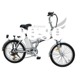CE Approved New Light Aluminum Frame Foldable 180W Lithium Electric Bicycle