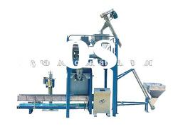 CJDWL25K Semi-automatic Powder Weighing and Filling Machine