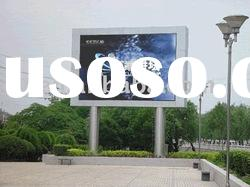 CLT Outdoor DIP LED video advertising display