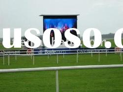CLT Outdoor full color DIP LED video display
