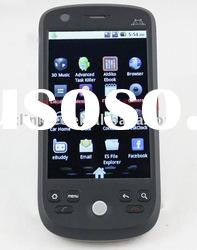 Capacitive touch screen dual sim android 2.2 gps mobile phone