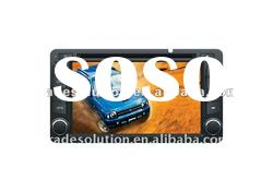 Car DVD Player with Built in GPS Bluetooth iphone ipod Dual Zone HD Screen for Skoda Supurb