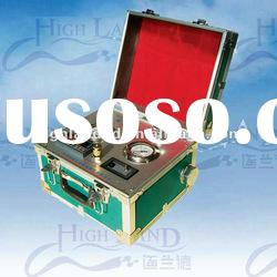 China MYTH-1-4 portable hydraulic pump and motor tester for pressure and flow