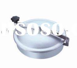 Circular type manhole cover(without pressure), Sanitary manhole cover