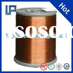 Coated electrical copper wire